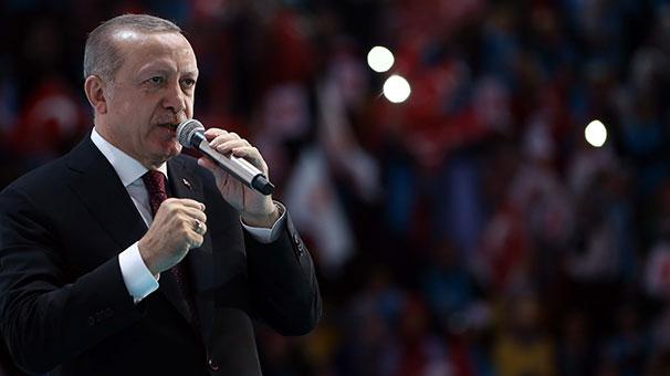 Erdoğan 135 milyar liralık süper teşvik paketini açıkladı