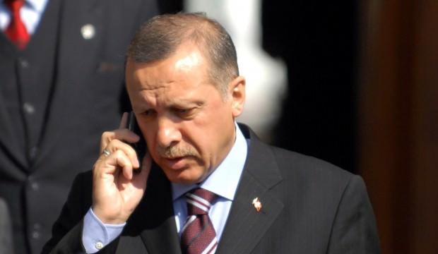 Erdoğan'dan Cezayir'e başsağlığı telefonu