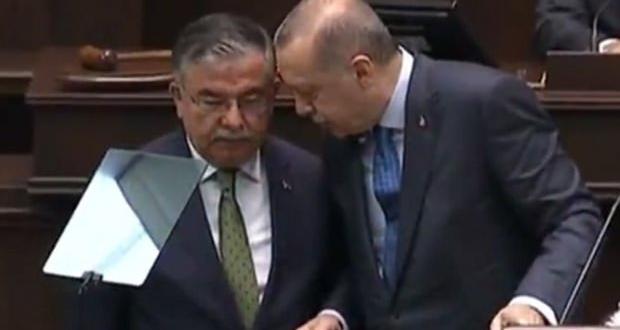 Erdoğan'dan şaşırtan hamle! Kürsüye çağırdı