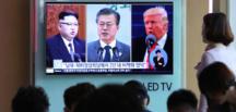 Güney ve Kuzey Kore liderleri arasında kırmızı telefon