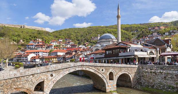 Kosova'nın tarihi şehri Prizren