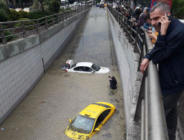 Beklenen oldu… 15 dakika yağdı… Ankara Felç