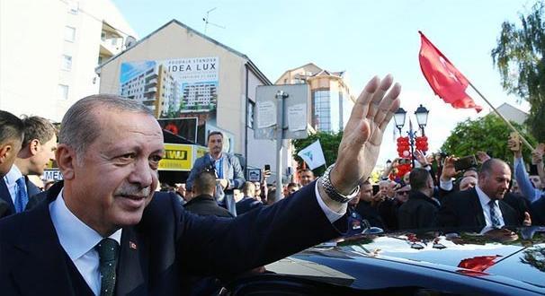 AA: Cumhurbaşkanı Erdoğan'a Balkanlar'da suikast ihbarları var