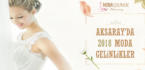 Vera Gelinlik Aksaray'da Yeni Modellerle Açıldı