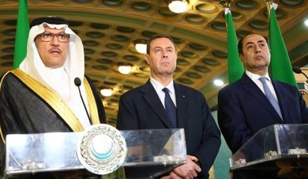 Arap Birliği'nden Filistin' açıklaması!