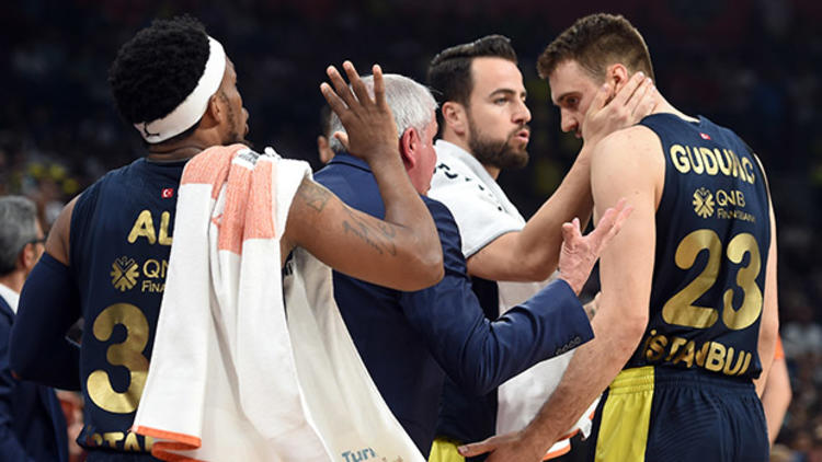 Fenerbahçe Doğuş Finalde kaybetti…Real Madrid Şampiyon!