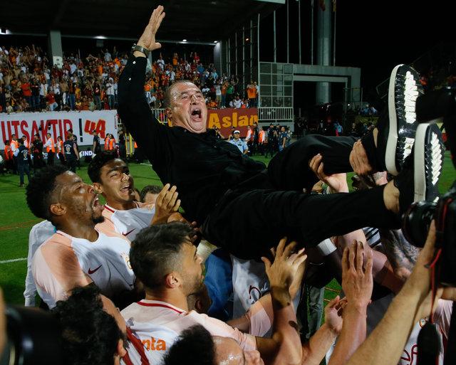 Galatasaray Şampiyon