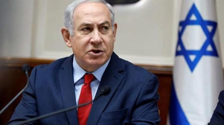 İsrail'den karşı atak