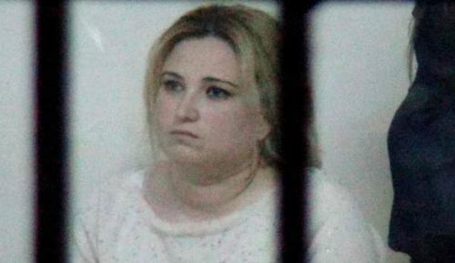 Kocasını öldüren kadın mahkemede