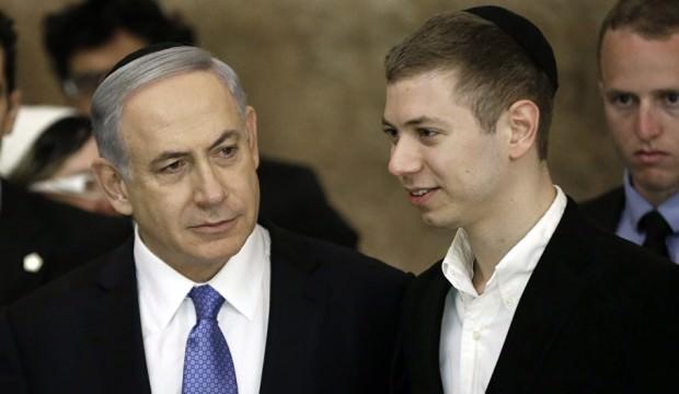 Netenyahu'nun oğlu Türkiye'ye küfür etti! ..