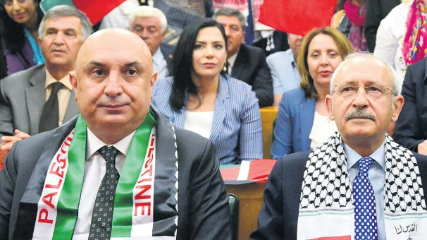 Onurumuza dokunan Mavi Marmara sözleşmesini iptal edin