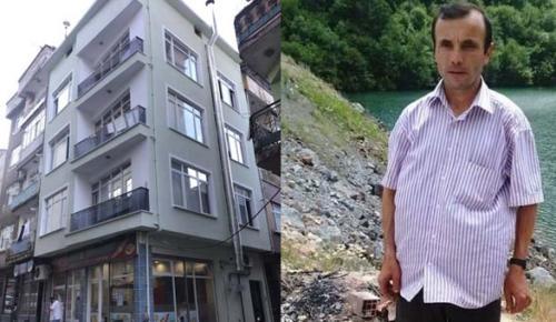 Pencereden düşen Erdoğan Y. hayatını kaybetti