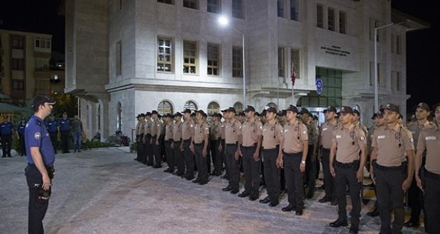 Ankara'da yeni bekçiler ilk düdüğü çaldı!