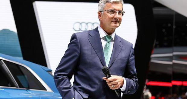 Audi'nin CEO'su Rupert Stadler tutuklandı