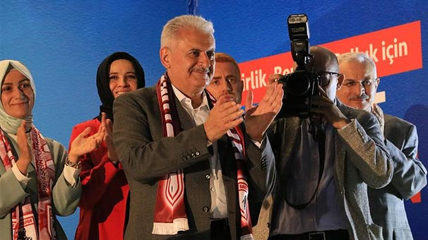 Binali Yıldırım: 25 Haziran Türkiye'nin şahlanışının ilk günü olacak