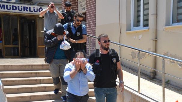 Bursa'da uyuşturucu operasyonu! 3 gözaltı