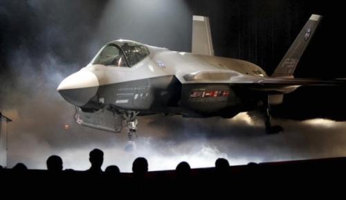 'F35' ler 21 Haziran'da teslim edilecek!
