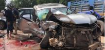 Kamboçya Prensi trafik kazasında yaralandı, eşi öldü