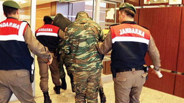 Sınır ihlali yapan Yunan askerlere tahliye çıkmadı