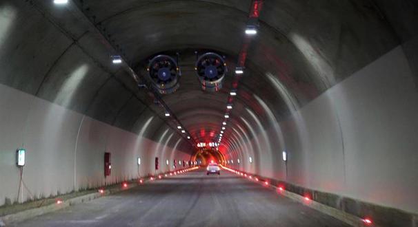 Türkiye'nin en uzun tüneli bugün açılıyor