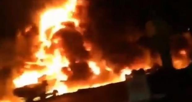 İran'da büyük felaket: En az 16 ölü