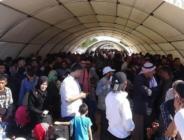 11 bin Suriyeli bayram için ülkesine gitti
