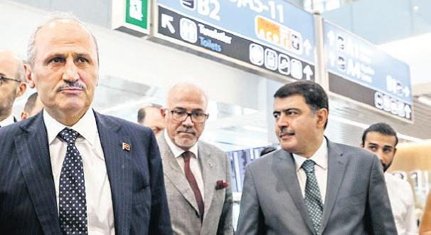 3. Havalimanı'nda 1.000 taksi görev yapacak