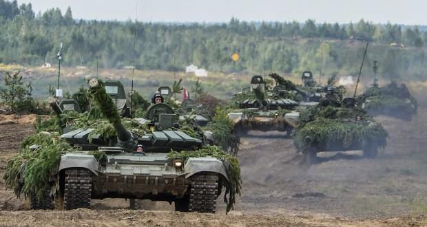Ruslar 4 bin askerle Karadeniz kıyısına indi!