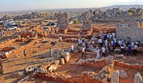 2 bin 200 yıllık şehir Lyrboton Kome