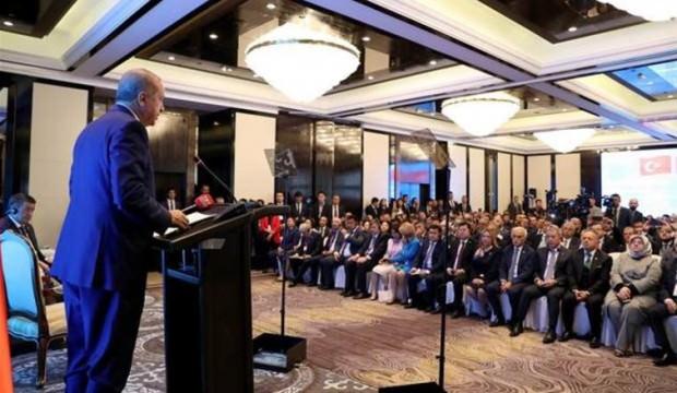 Erdoğan'dan son dakika 'dolar' mesajı